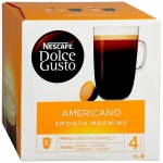 Кофе Nescafe Dolce Gusto Americano Smooth Morning (16 капс.)