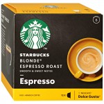 Кофе Nescafe Starbucks ESPRESSO Blonde (12 капс.)