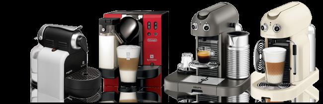 Кофемашины Nespresso®